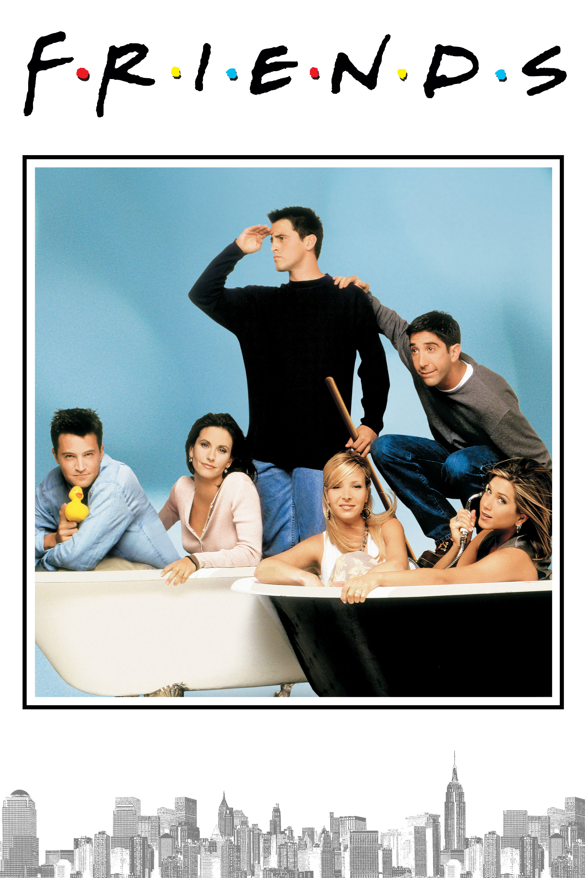 Friends: Season 3 Episode 20 - The One With the Dollhouse