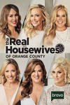 "cover design for ""The Real Housewives of Orange County"""