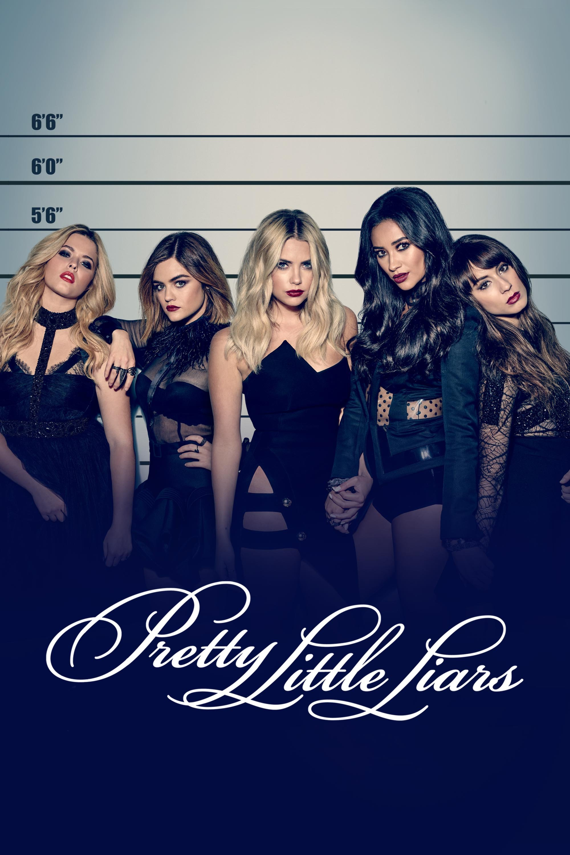 "cover design for ""Pretty Little Liars"""