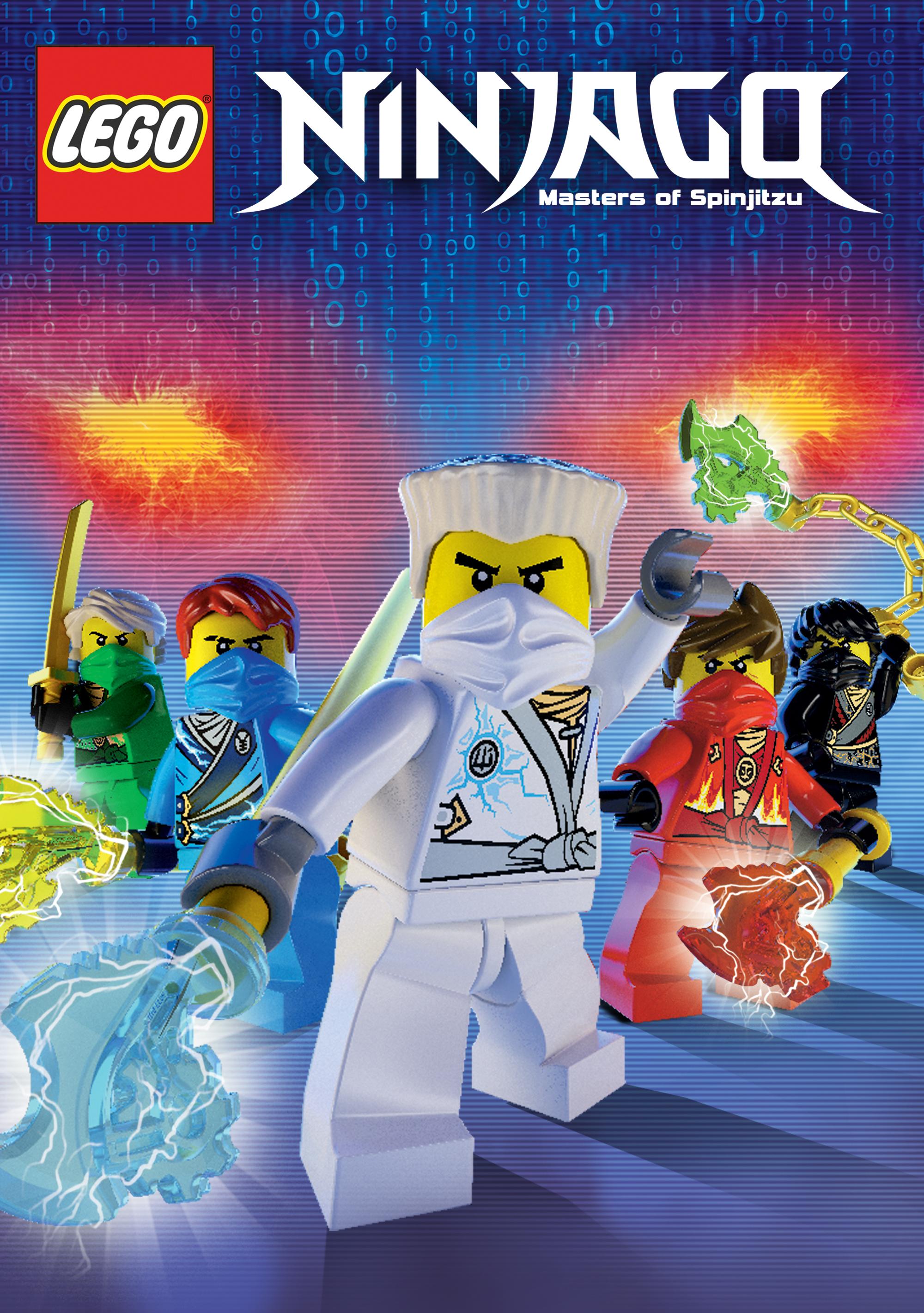 DEALS LEGO Ninjago: Masters of Spinjitzu: Season 3 Episode ...