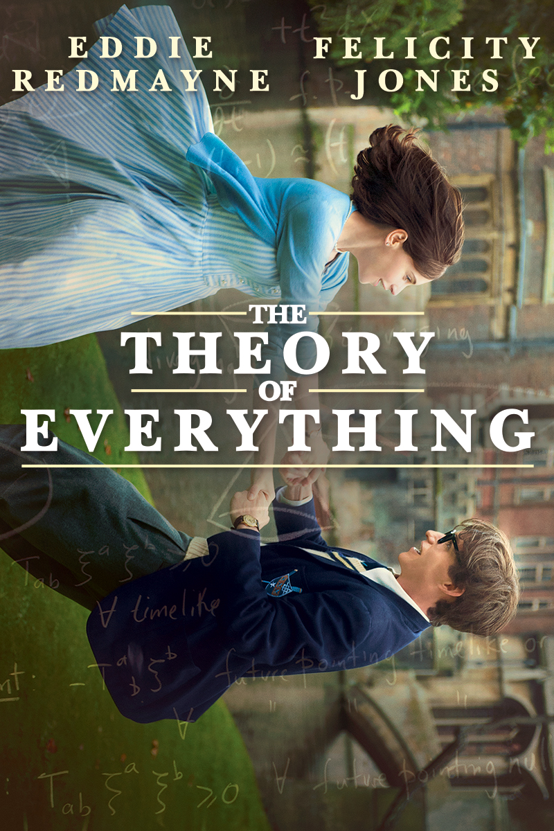 "cover design for ""The Theory of Everything"""