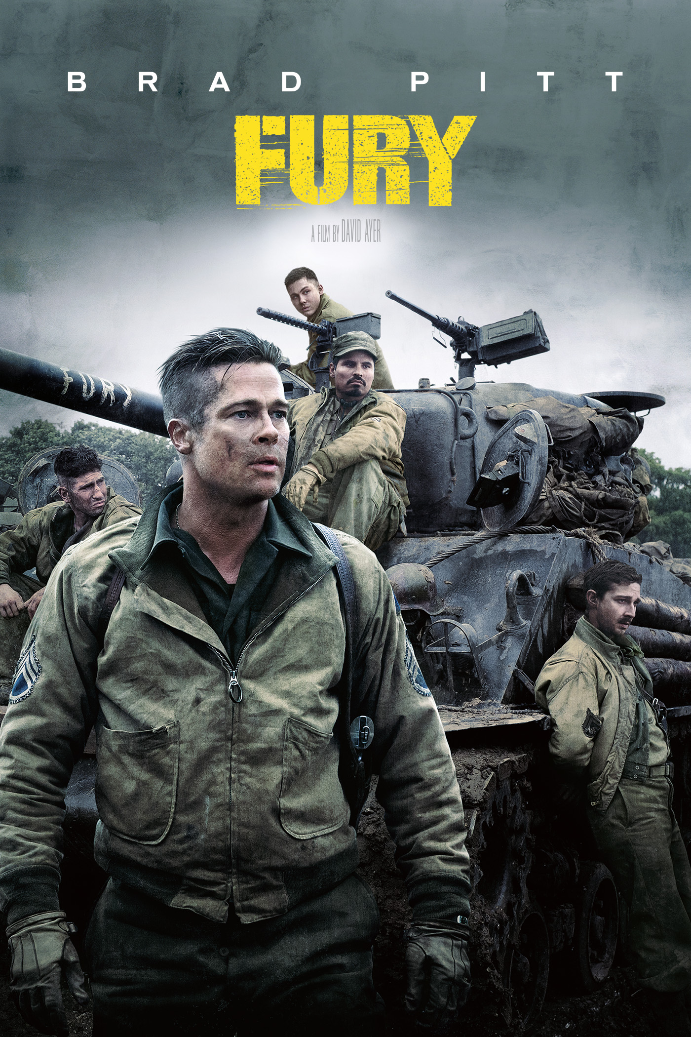"cover design for ""Fury"""