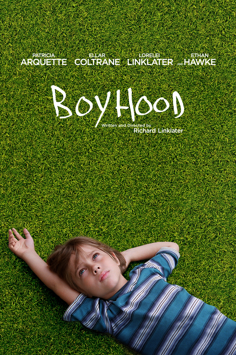 "cover design for ""Boyhood"""