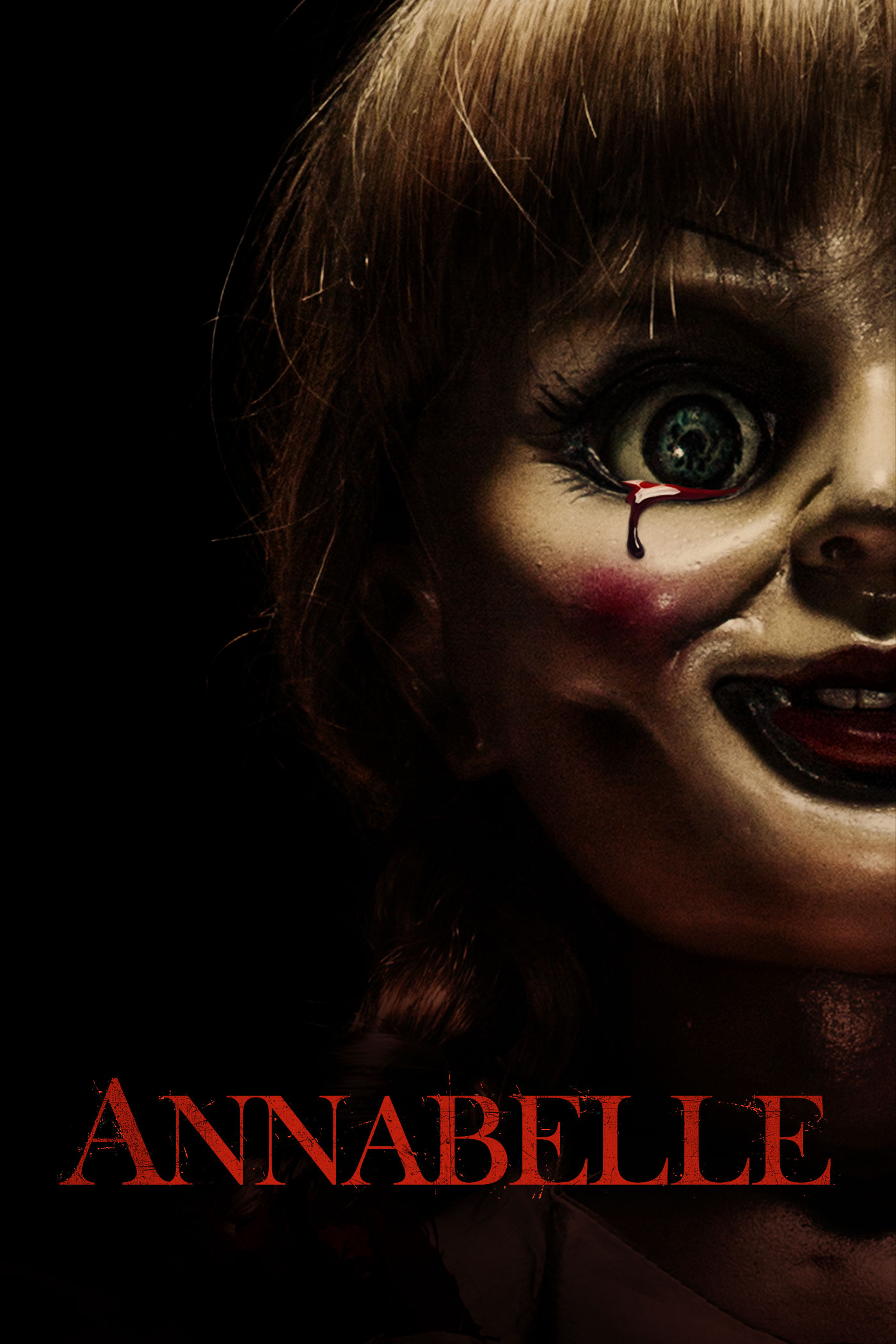 "cover design for ""Annabelle"""