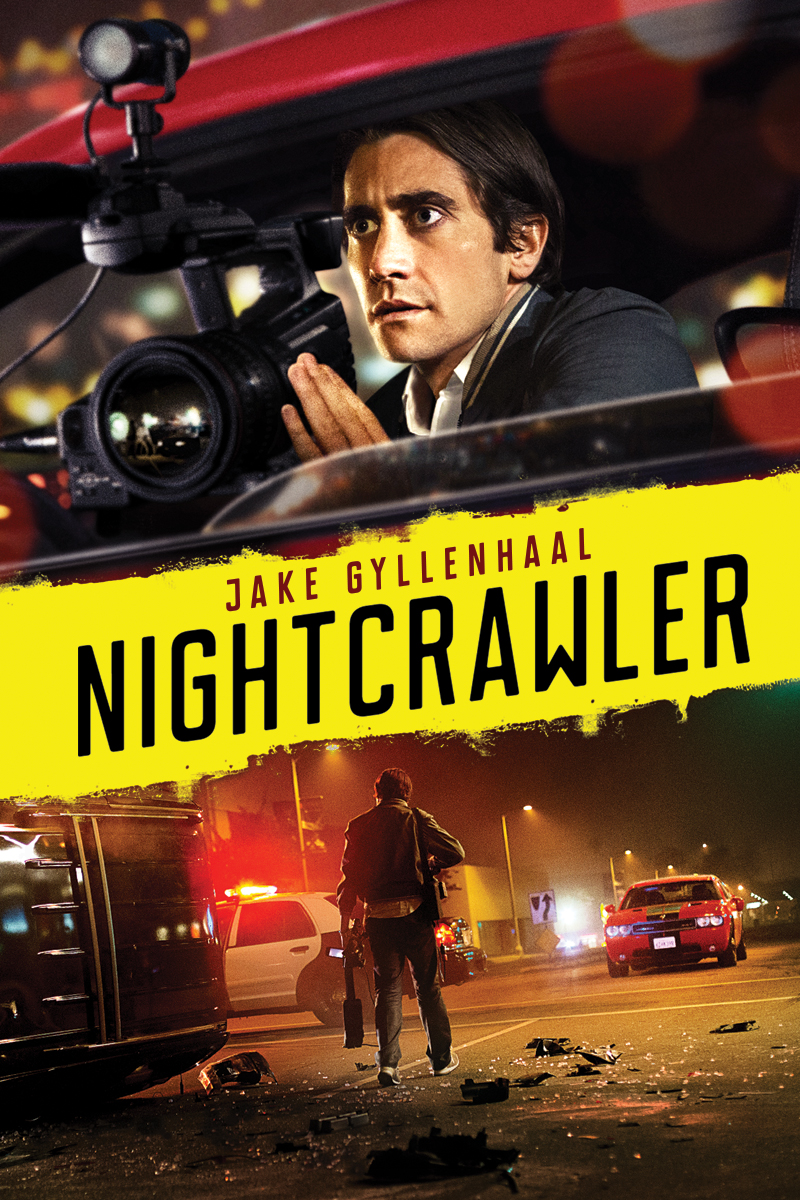 "cover design for ""Nightcrawler"""