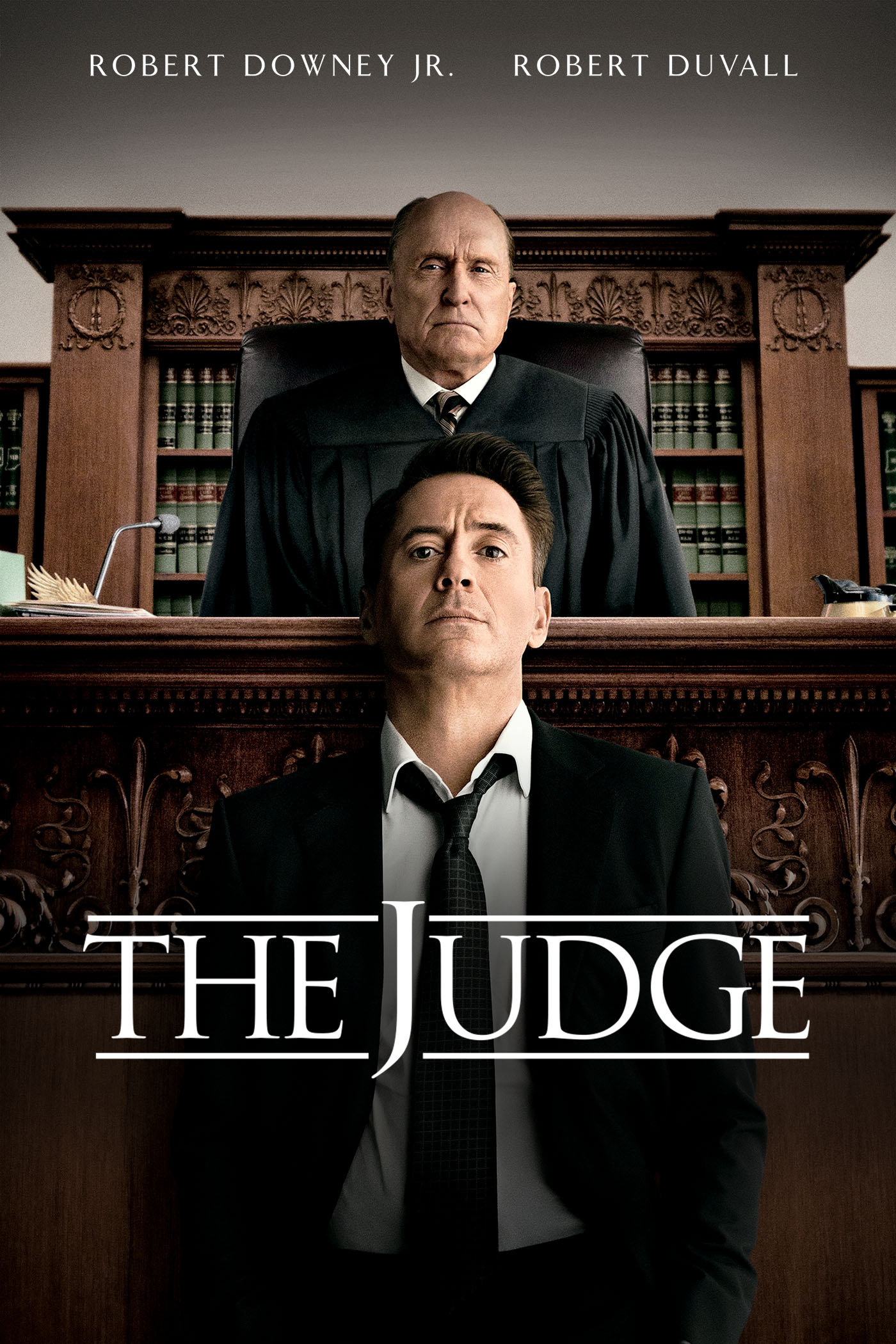 "cover design for ""The Judge"""