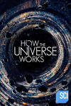 "cover design for ""How the Universe Works"""