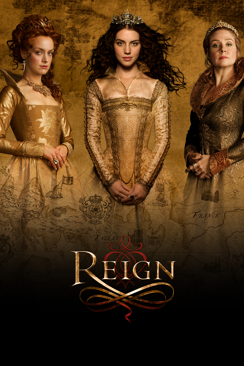 "cover design for ""Reign"""