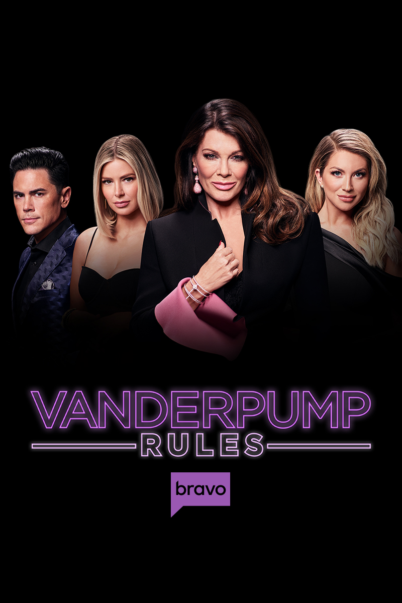 "cover design for ""Vanderpump Rules"""