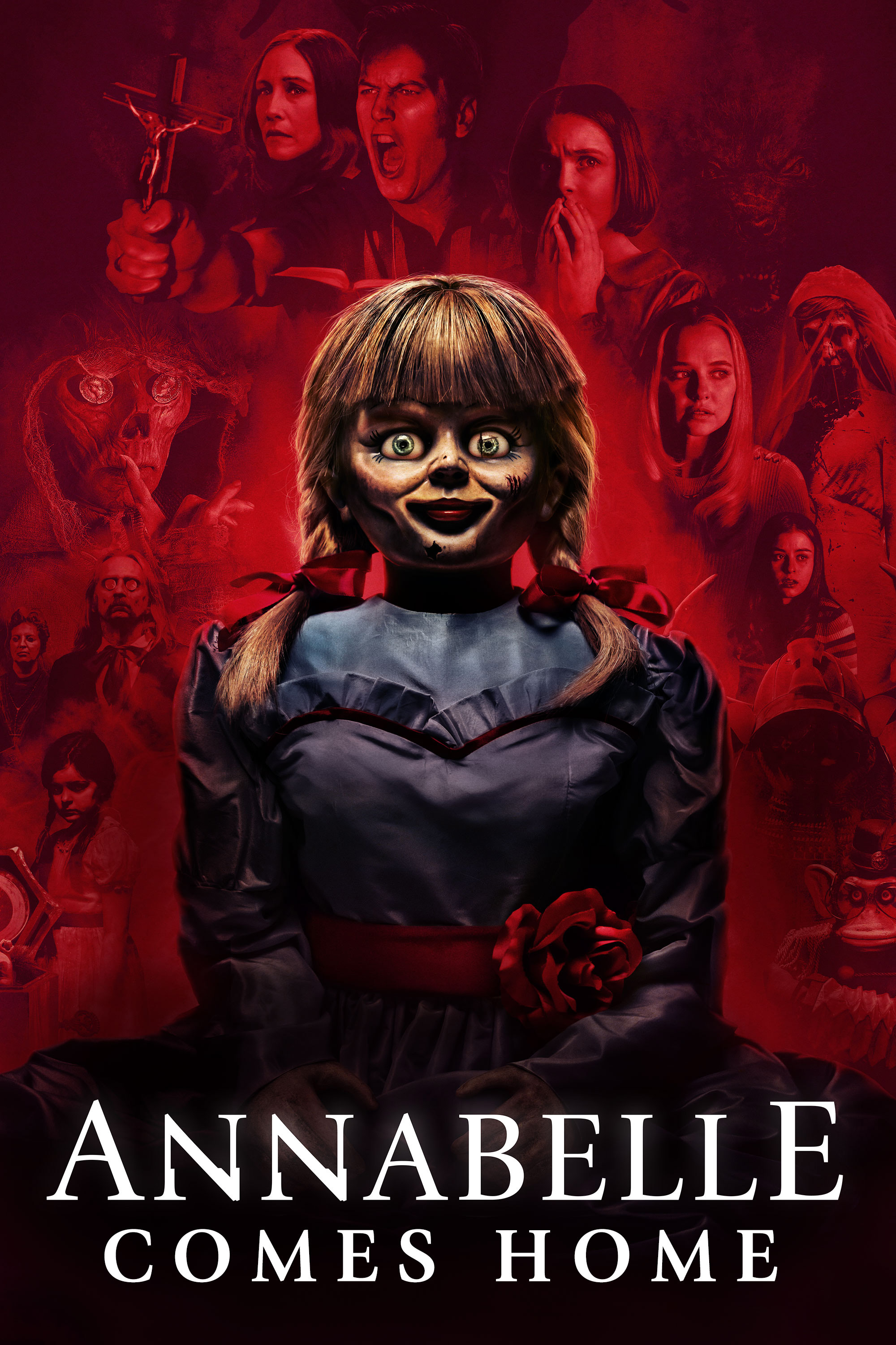Annabelle Comes Home | Buy, Rent or Watch on FandangoNOW