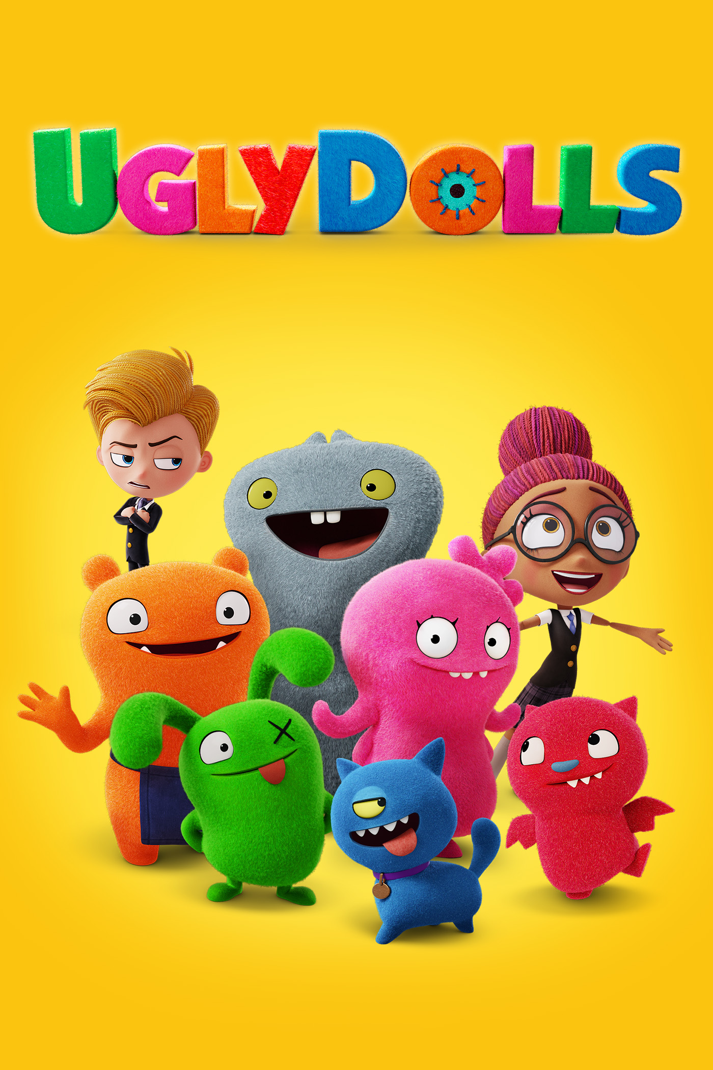 Image result for uglydolls