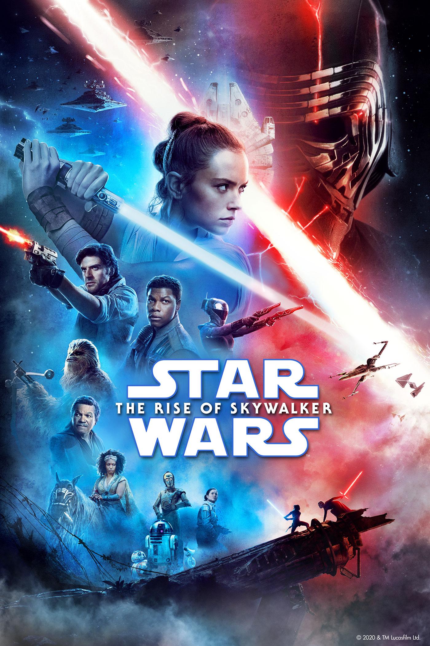 Star Wars The Rise Of Skywalker Buy Rent Or Watch On Fandangonow