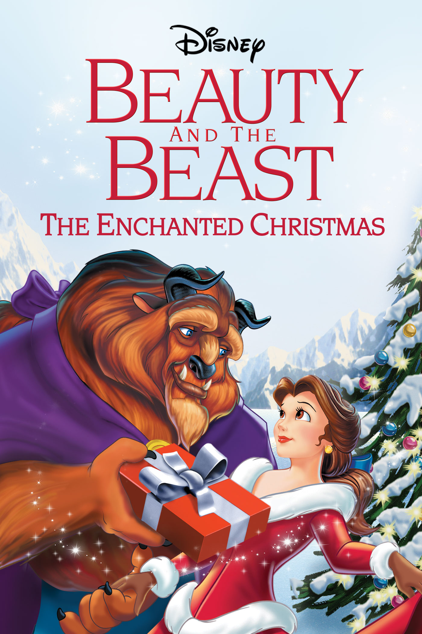 Beauty And The Beast Christmas.Beauty And The Beast The Enchanted Christmas Buy Rent Or Watch On Fandangonow
