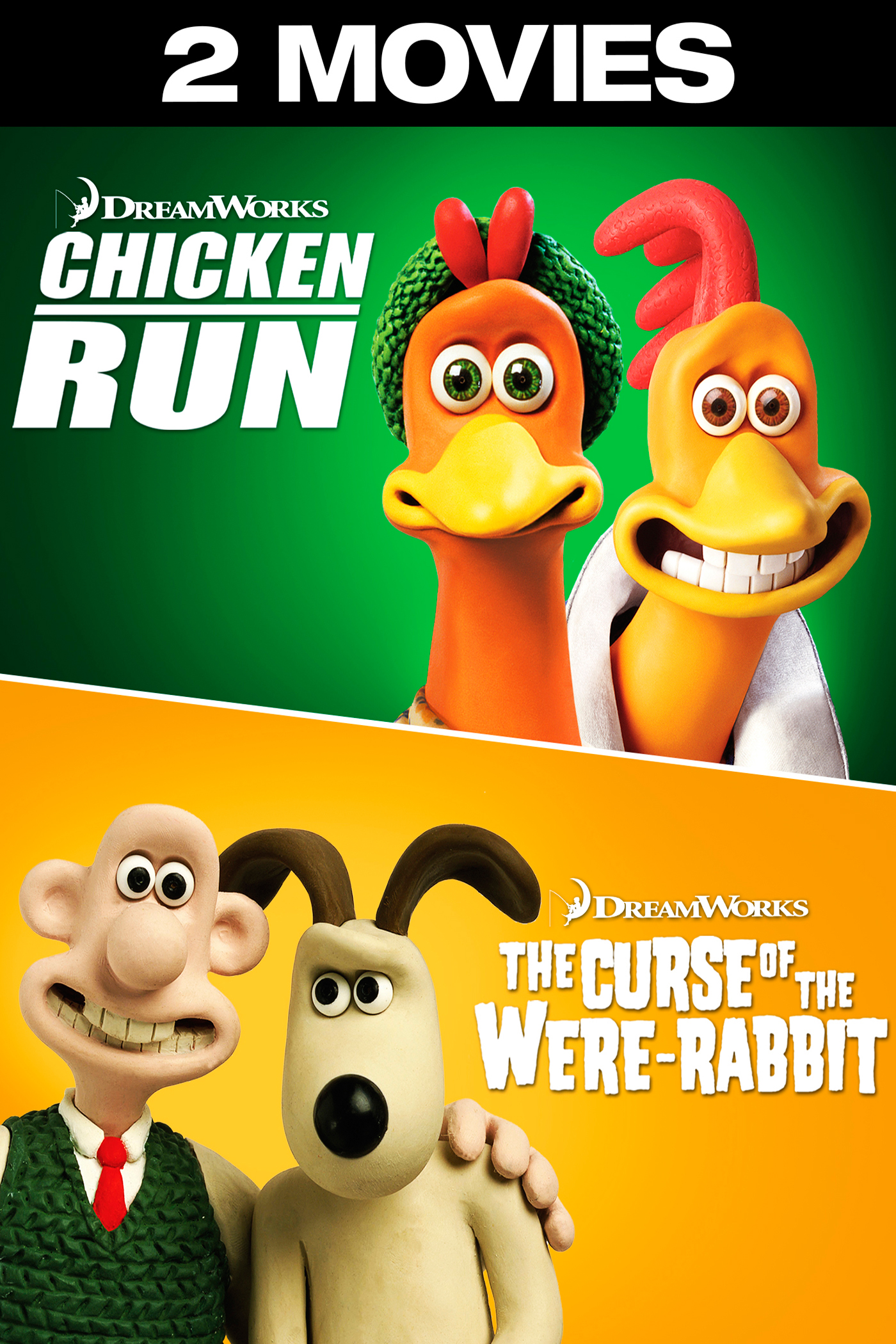 Chicken Run Wallace Gromit In The Curse Of The Were