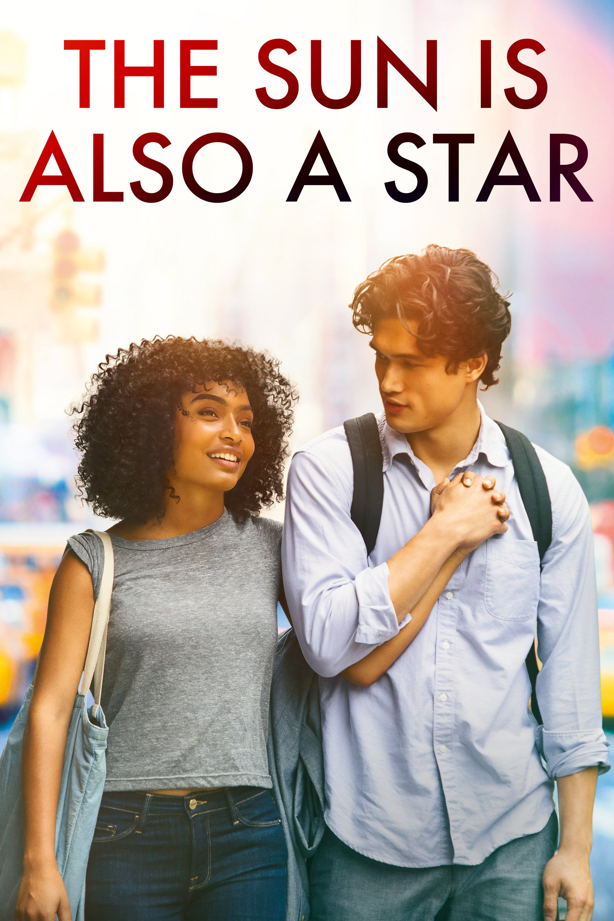 Image result for the sun is also a star movie poster