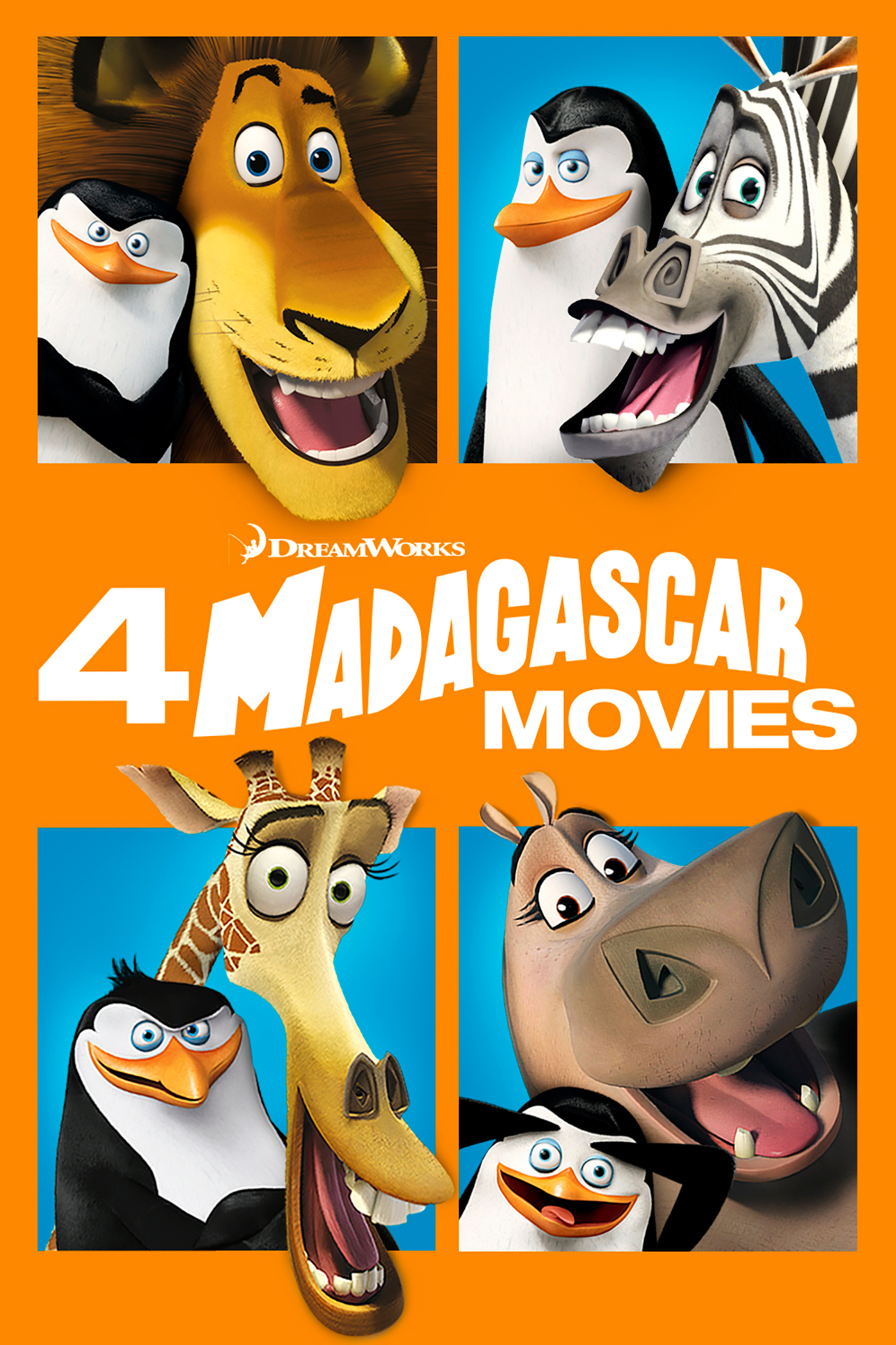 Madagascar 4-Movie Collection | Buy, Rent or Watch on