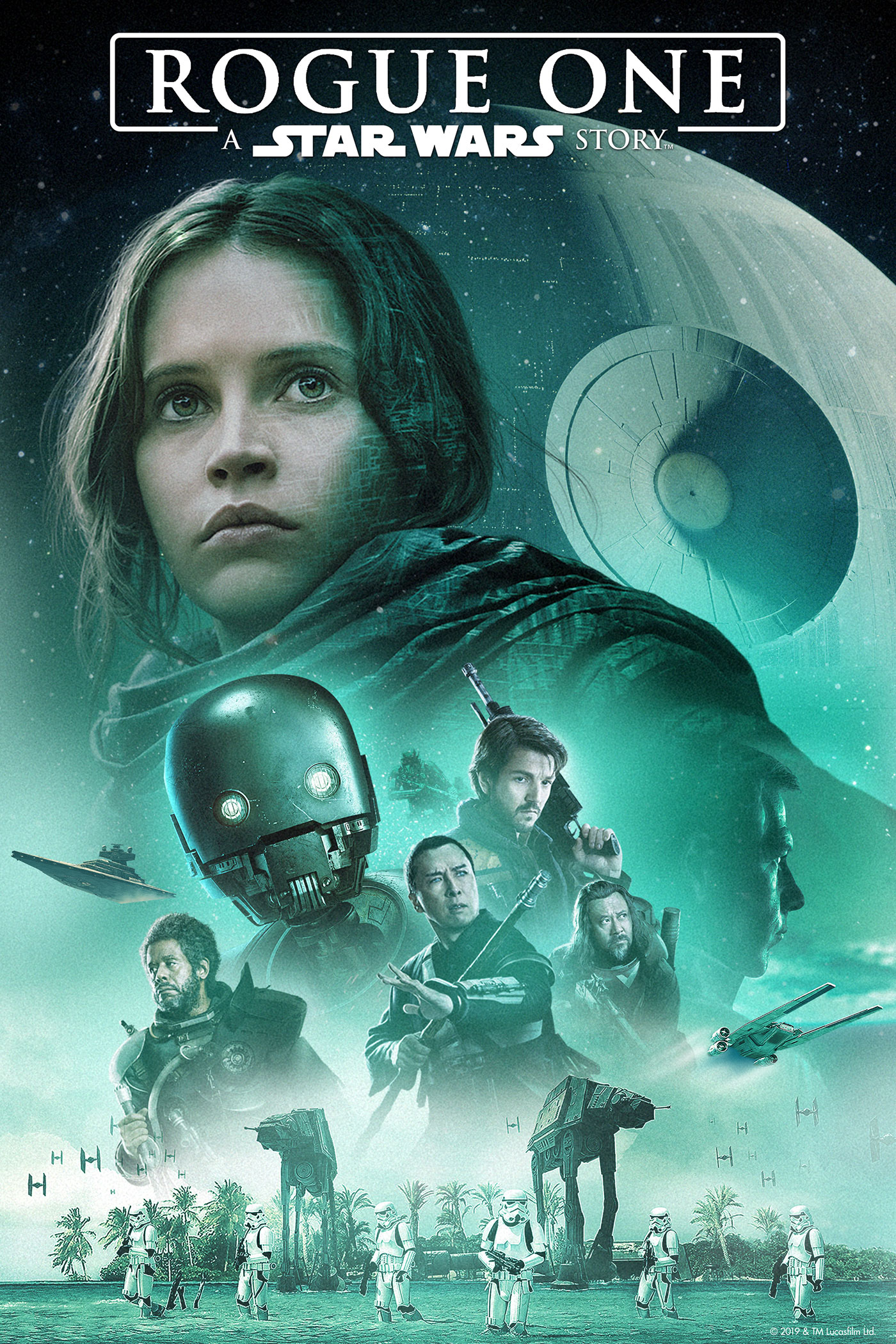 Rogue One: A Star Wars Story | Buy, Rent or Watch on FandangoNOW