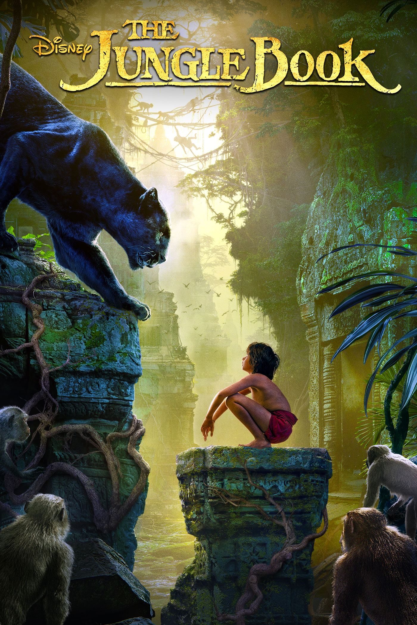The Jungle Book (2016) Bangla Dubbed 720p HDRip Download *Free*