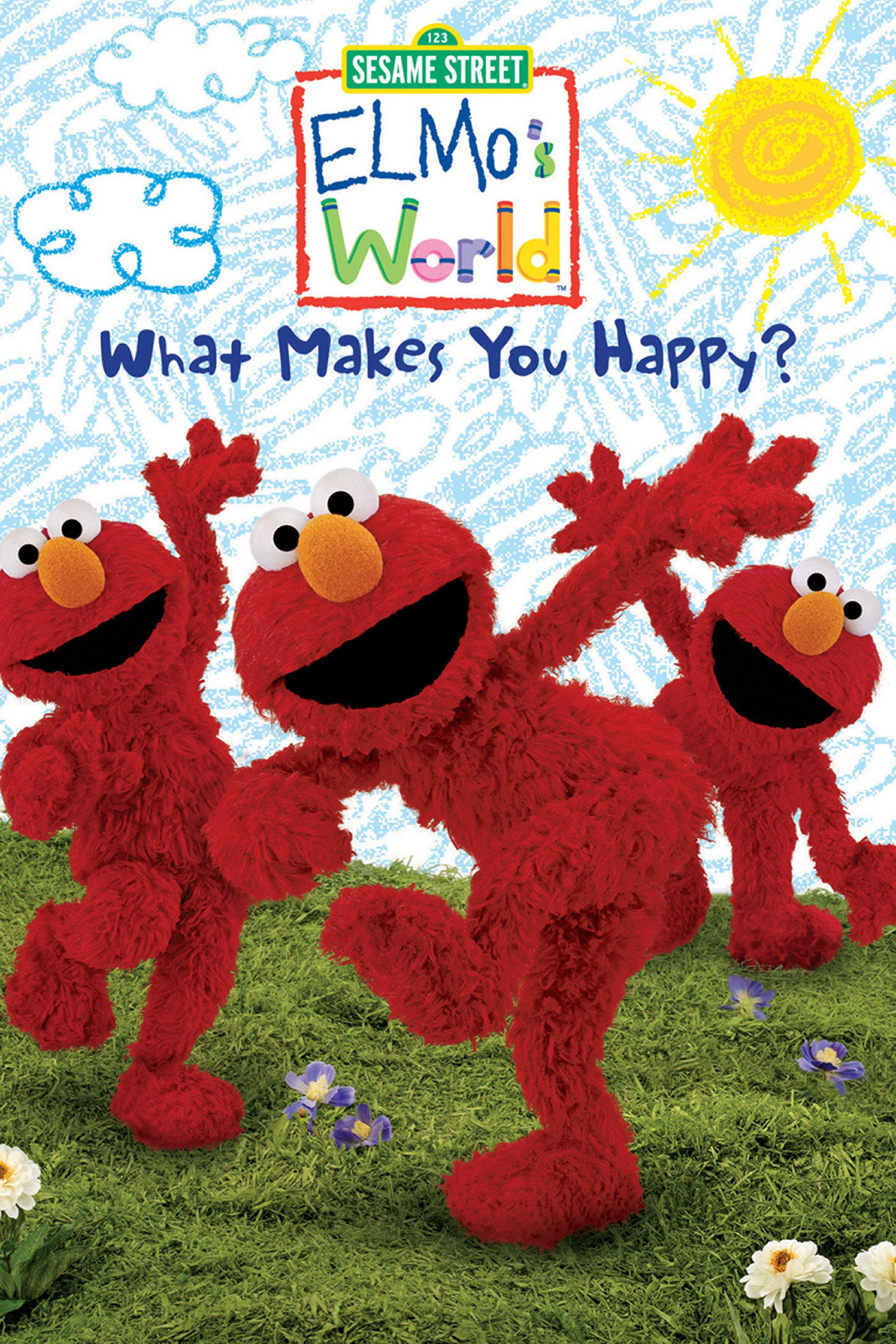Sesame Street Elmo S World What Makes You Happy Buy Rent Or Watch On Fandangonow