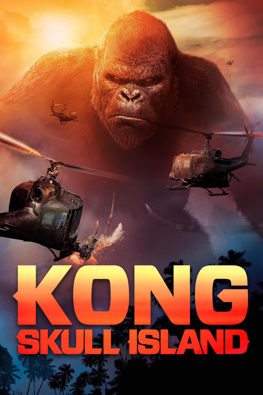 Kong: A Ilha da Caveira - Poster