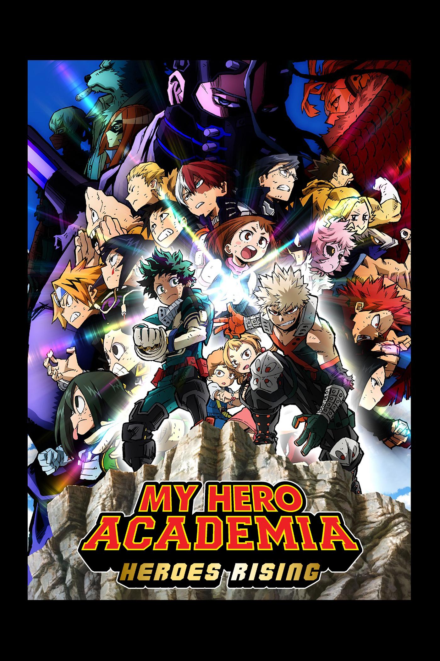 My Hero Academia Heroes Rising Buy Rent Or Watch On Fandangonow