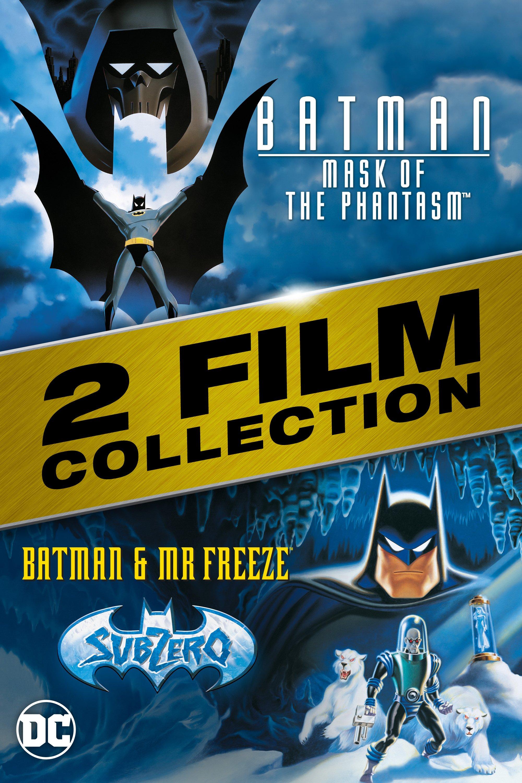 batman 1989 animated series