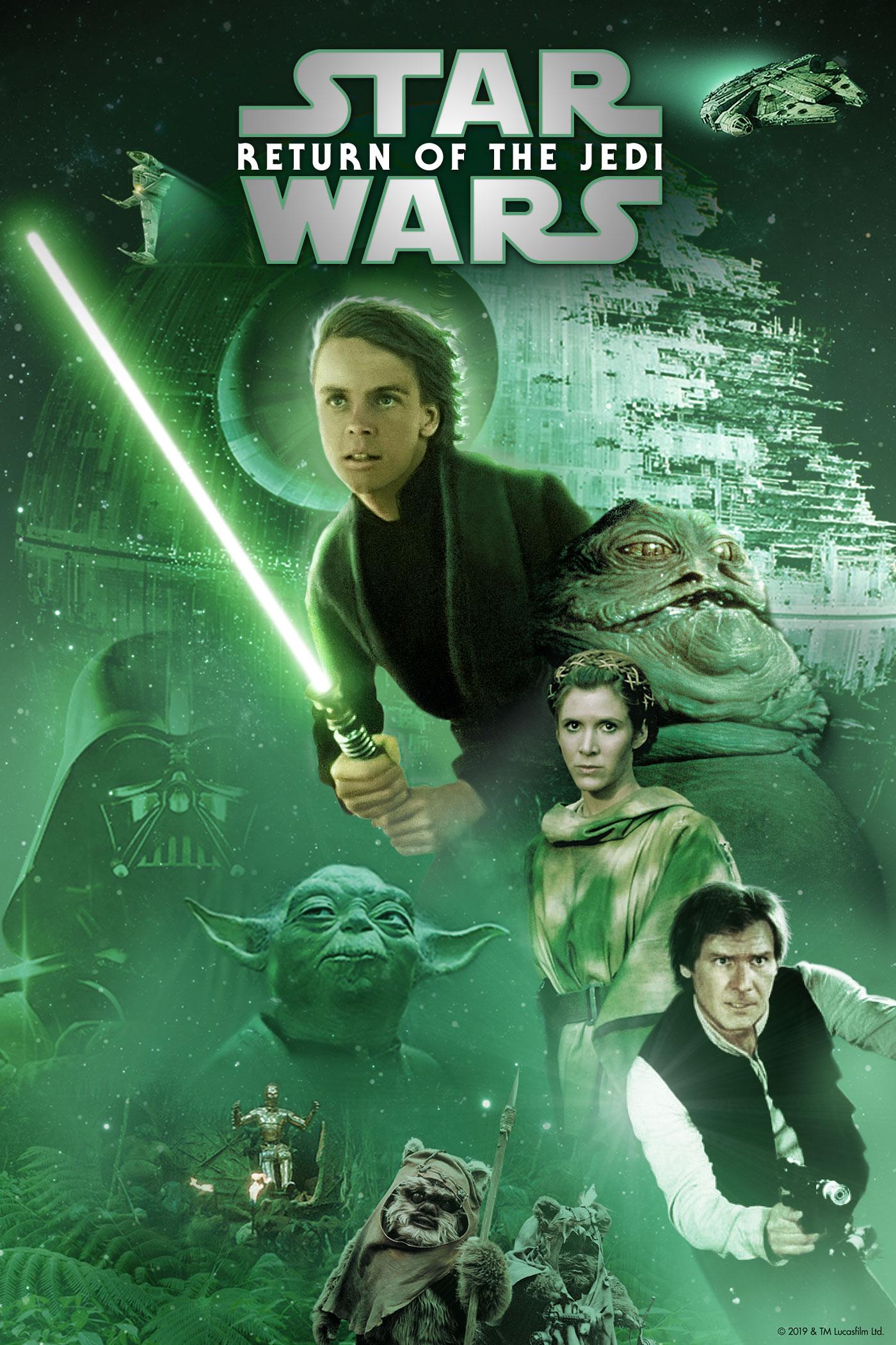 Star Wars movies tournament: Return of the Jedi MMVCED39B7F719F088297C635F5F9A61482B