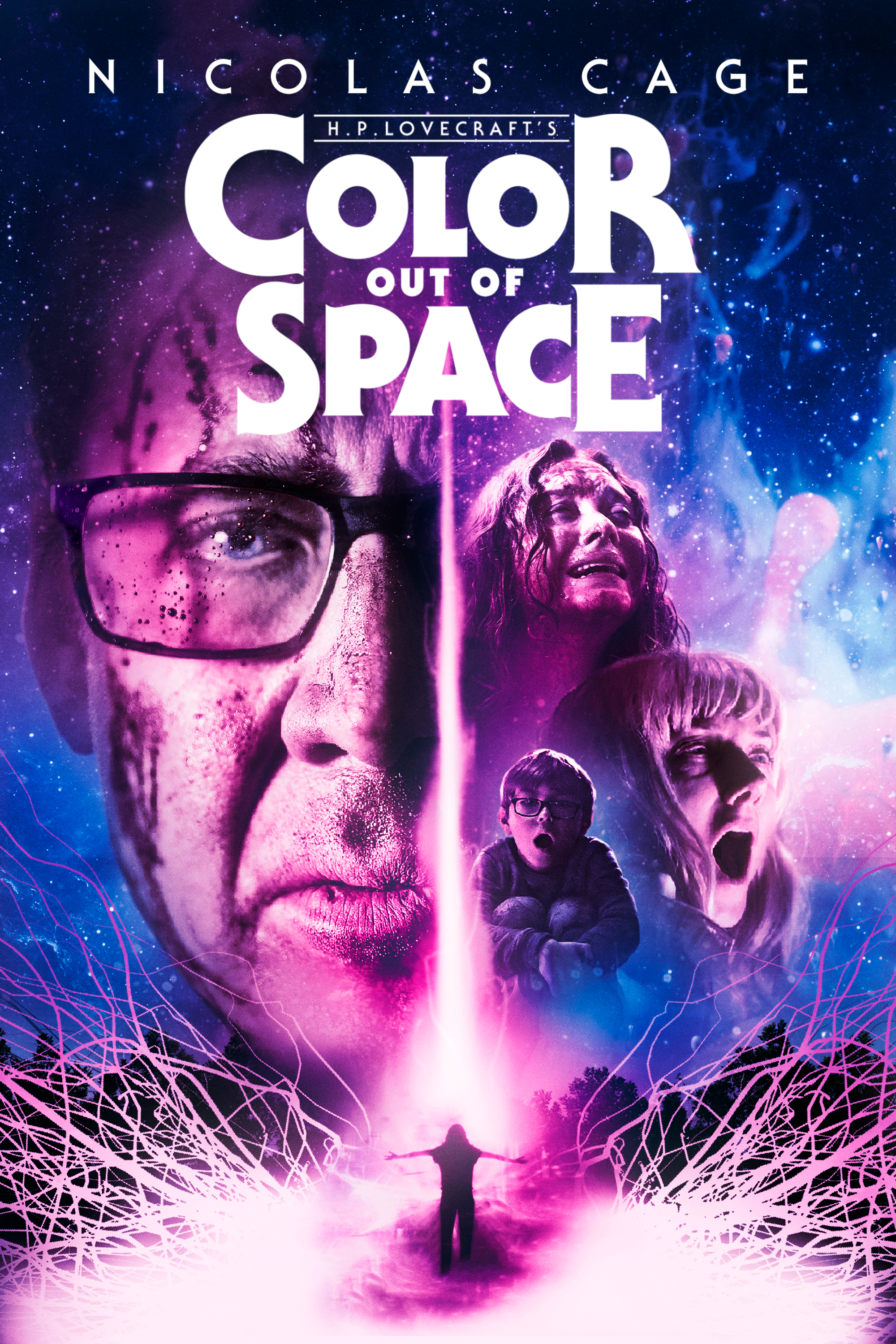 Color Out of Space  Buy Rent or Watch on FandangoNOW