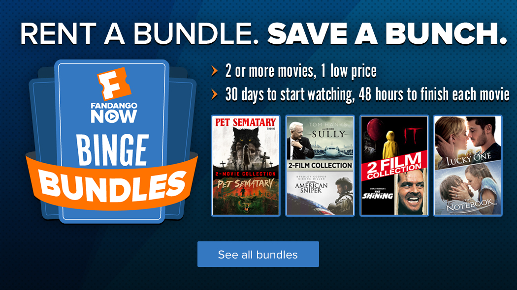 FandangoNOW | Movie Downloads and Rentals