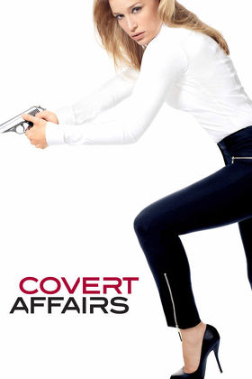Watch & download Covert Affairs: Season 1 Episode 5 - In the Light online
