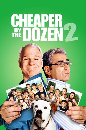 Steve Martin is funnier than ever in this hilarious sequel! Tom Baker (Steve Martin) and wife Kate (Bonnie Hunt) bring their clan together for a memorable summer getaway. But their dream vacation turns into an outrageous competition with the overachieving, overzealous family of Tom's long-time rival, Jimmy Murtaugh (Eugene Levy). Featuring all the original Baker kids, including Hilary Duff, Tom Welling and Piper Perabo, this super-sized comedy is fun for the whole family!