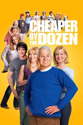 Comedy superstar Steve Martin pairs up with Bonnie Hunt in this family comedy about two loving parents trying to manage careers and a household amid the chaos of raising 12 rambunctious kids! When the middle-aged couple decides to pursue more demanding careers -- he as a
