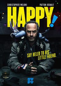 Watch Happy!: Season 1 Episode 5 - White Sauce? Hot Sauce?  movie online, Download Happy!: Season 1 Episode 5 - White Sauce? Hot Sauce?  movie