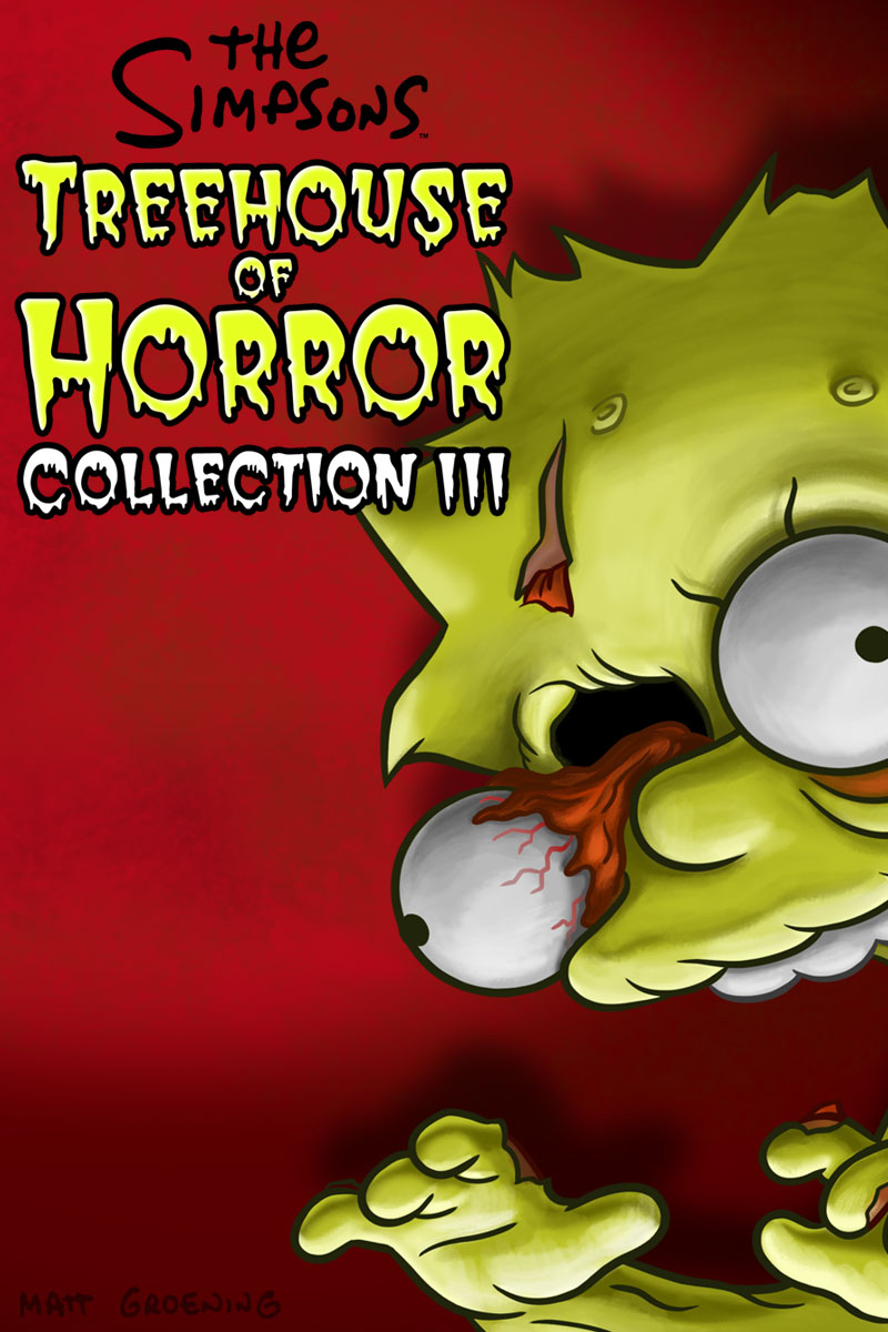 The Simpsons: Treehouse of Horror Collection III: Season 1 Episode 2 - Treehouse of Horror VI