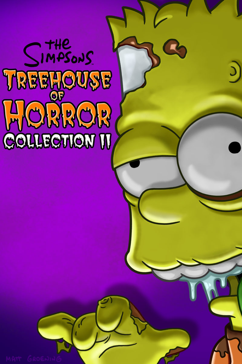 The Simpsons: Treehouse of Horror Collection II: Season 1 Episode 1 - Treehouse of Horror II