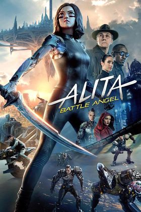 Watch & download Alita: Battle Angel online