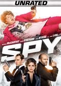 Watch Spy (Unrated) 2015 movie online, Download Spy (Unrated) 2015 movie
