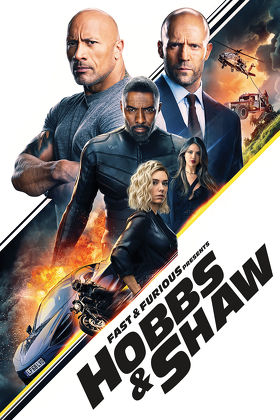 Watch & download Fast & Furious Presents: Hobbs & Shaw online
