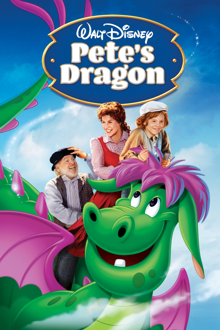 Petes Dragon Movie Review