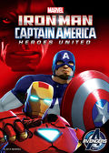 Watch Iron Man & Captain America: Heroes United 2014 movie online, Download Iron Man & Captain America: Heroes United 2014 movie