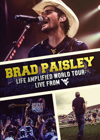 Watch Brad Paisley - Life Amplified World Tour: Live From WVU 2016 movie online, Download Brad Paisley - Life Amplified World Tour: Live From WVU 2016 movie