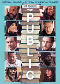 Watch The Public 2019 movie online, Download The Public 2019 movie