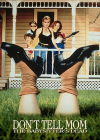 Watch Don't Tell Mom the Babysitter's Dead 1991 movie online, Download Don't Tell Mom the Babysitter's Dead 1991 movie