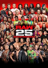 Watch WWE: RAW 25th Anniversary 2018 movie online, Download WWE: RAW 25th Anniversary 2018 movie