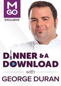 Watch Dinner & A Download featuring Chef George Duran 2013 movie online, Download Dinner & A Download featuring Chef George Duran 2013 movie