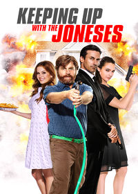 Watch Keeping Up with the Joneses 2016 movie online, Download Keeping Up with the Joneses 2016 movie