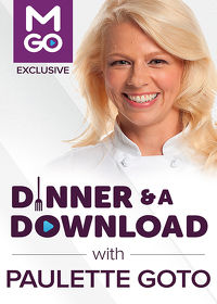Watch Dinner & A Download featuring Chef Paulette Goto 2013 movie online, Download Dinner & A Download featuring Chef Paulette Goto 2013 movie