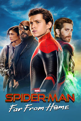 Watch & download Spider-Man: Far From Home online