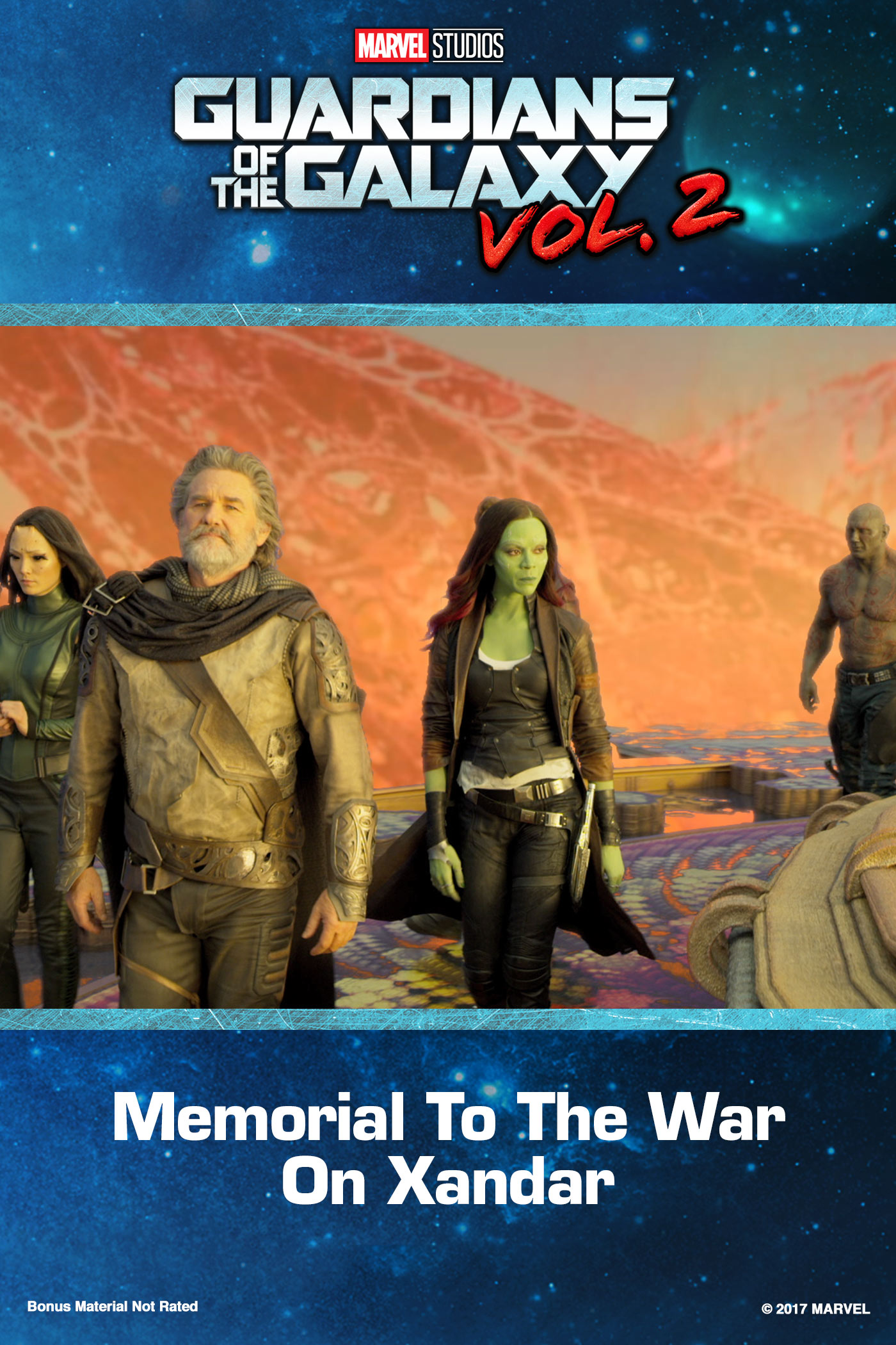 Memorial To The War On Xandar