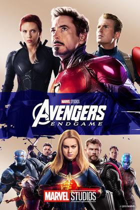 Watch & download Avengers: Endgame online